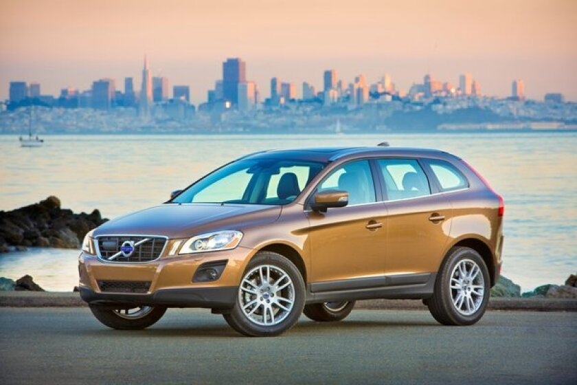 The Volvo XC60 was named one of ALG's best CPO values of 2013.