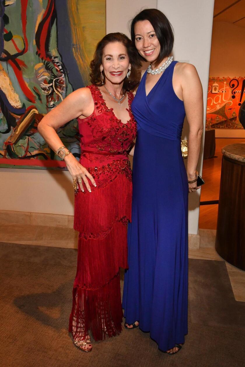 Monte Carlo gala raises funds for MCASD