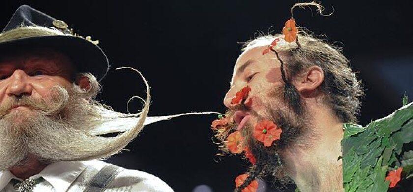 2009 World beard and Moustache Championship