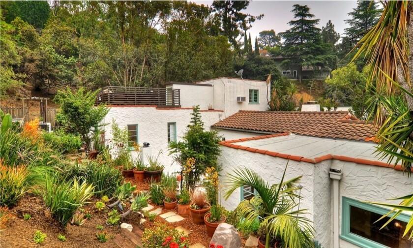 Rome Ramirez's Laurel Canyon hacienda