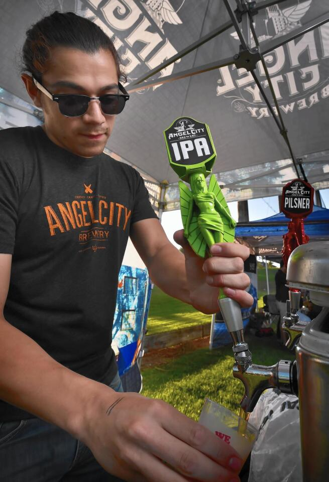 Photo Gallery: Brew, music flow at H.B. Beer Festival