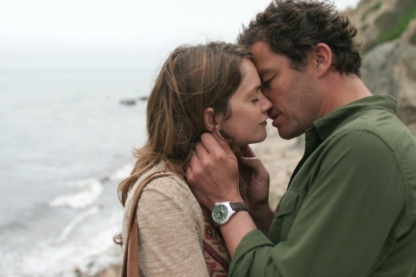 """Ruth Wilson as Alison and Dominic West as Noah in season 1 of """"The Affair."""""""