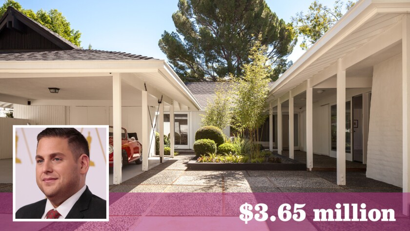 The Midcentury compound in the Hollywood Hills was originally built in 1959 for actress Beverly Garland.