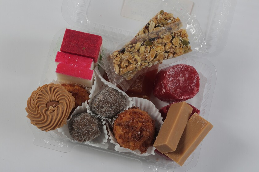 Holiday gift guide food