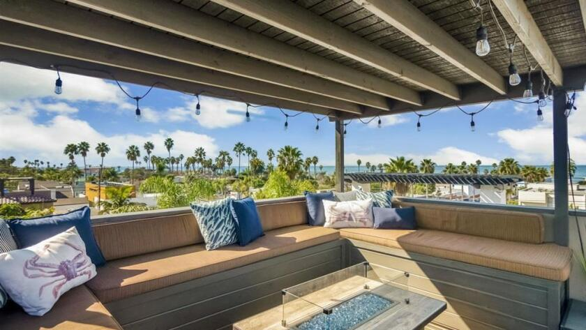 Former SDSU football coach Rocky Long sells in San Diego's Ocean Beach