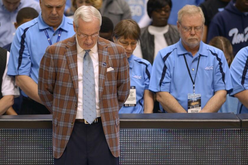 North Carolina says academic fraud doesn't fall under NCAA jurisdiction