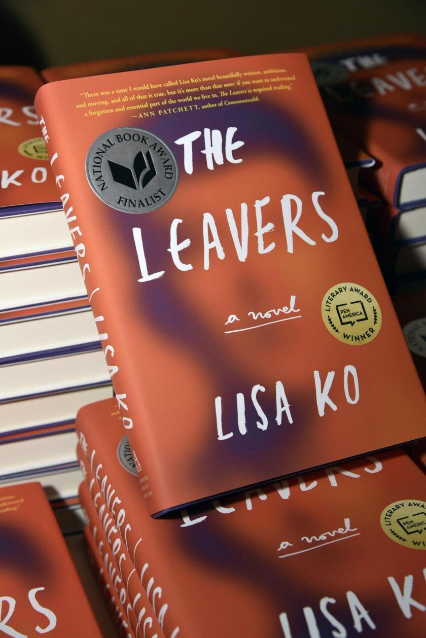 RSF Literary Society presents author Lisa Ko