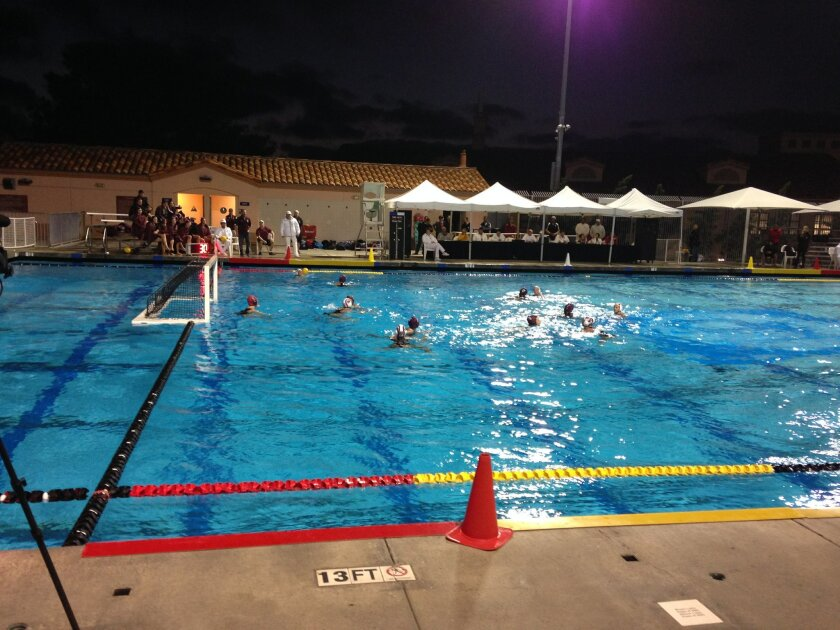 The Bishop's School girls water polo team were CIF champions after defeating La Jolla High in the semifinals and Cathedral Catholic High in the finals.