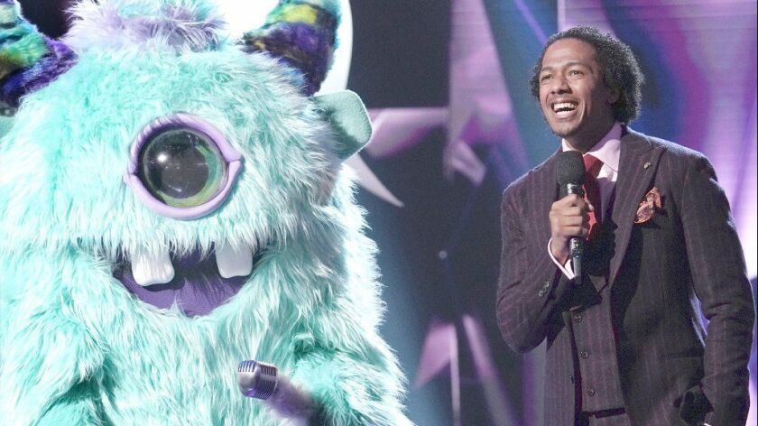 'The Masked Singer' shrouded in Mystery