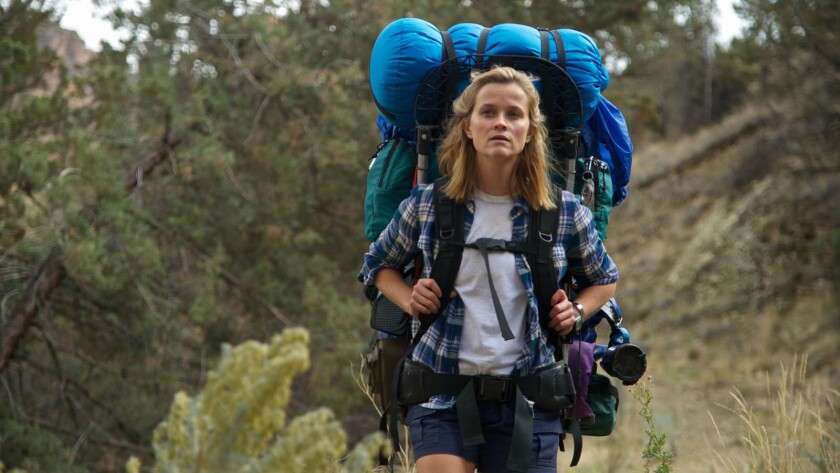 "Reese Witherspoon portrays a kind of hard-edged character that she's been working her way toward in recent years in films such as ""Mud,"" and ""The Good Lie."""
