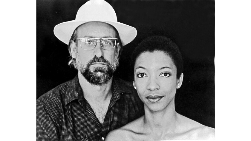 Richard and Sylvia Turner. (Photo by Stephanie Dodson)