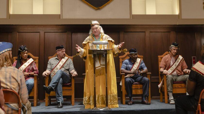 Avis-Marie Barnes as Anita Jones, Eric Allan Kramer as Scott Wright, Kenneth Welsh as Larry Loomis,