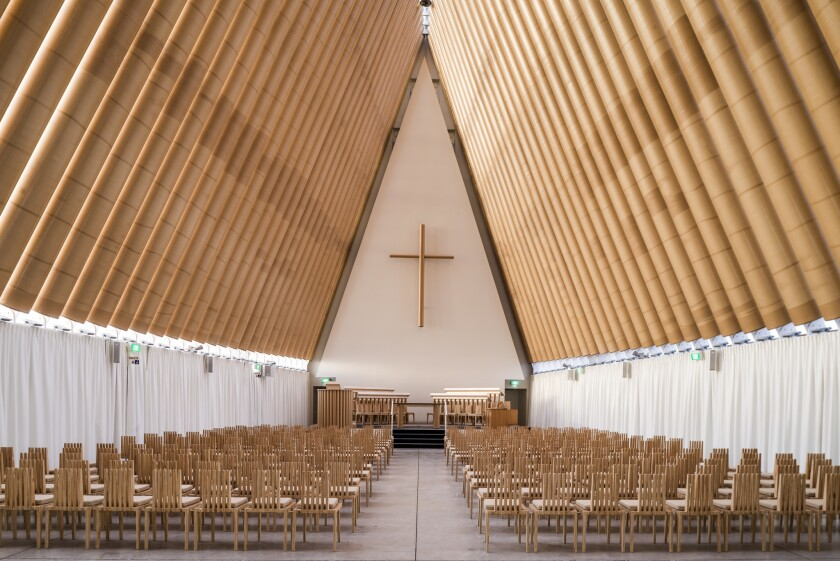 Architect Shigeru Ban, known for disaster relief, wins Pritzker Prize