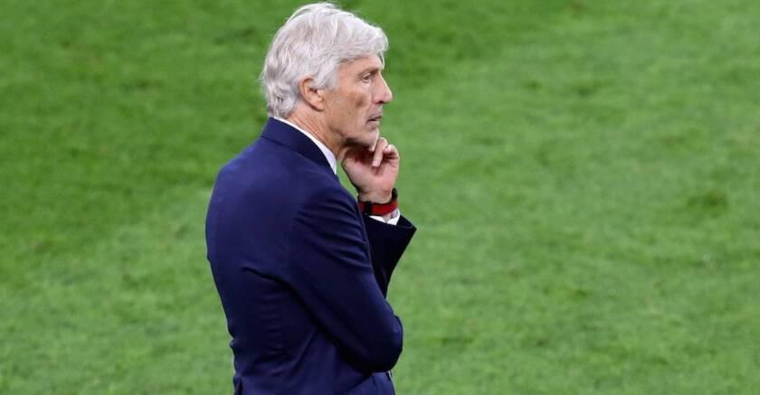 José Néstor Pékerman, entrenador argentino.