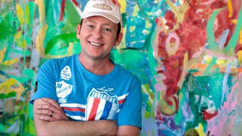 Artist Davyd Whaley, who died in 2014, has inspired a pair of new L.A. artist grants.