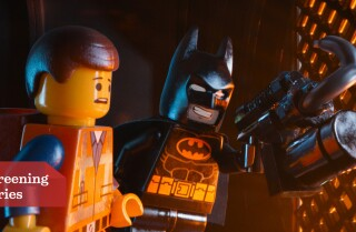 'The Lego Movie': Improv