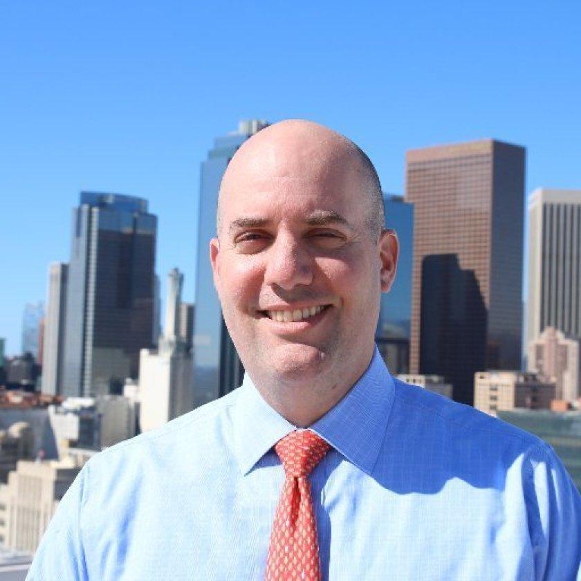 LAFD spokesman Peter Sanders