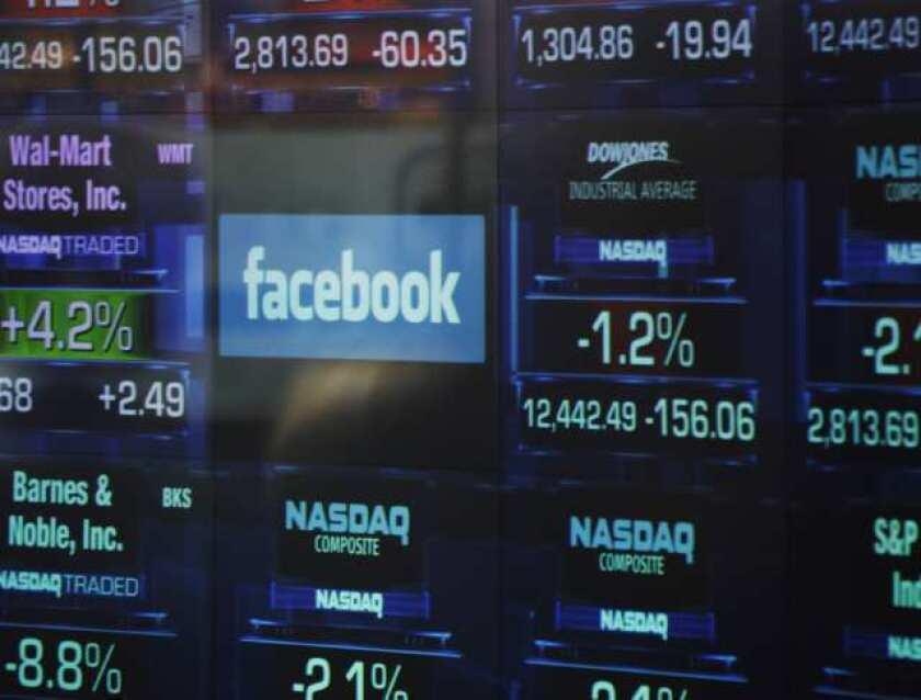 Facebook: Reaction in the Twittersphere