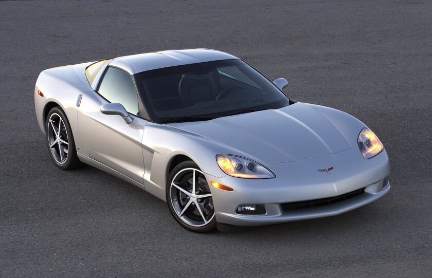In 2012, the Chevrolet Corvette had the highest percentage of male buyers in Los Angeles, according to data from Edmunds.com, which found that 76% of all Corvettes were registered by men.