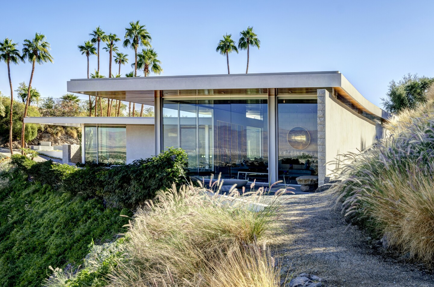 Dennis Yares' Palm Springs home | Hot Property