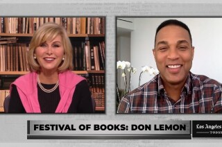 LA Times Today: 2021 Festival of Books author Don Lemon
