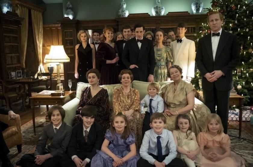Una escena de la cuarta temporada de la popular serie.