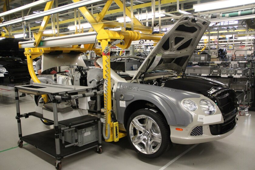"The making of a Bentley Continental GT from the ""Supercar Superbuild"" series."