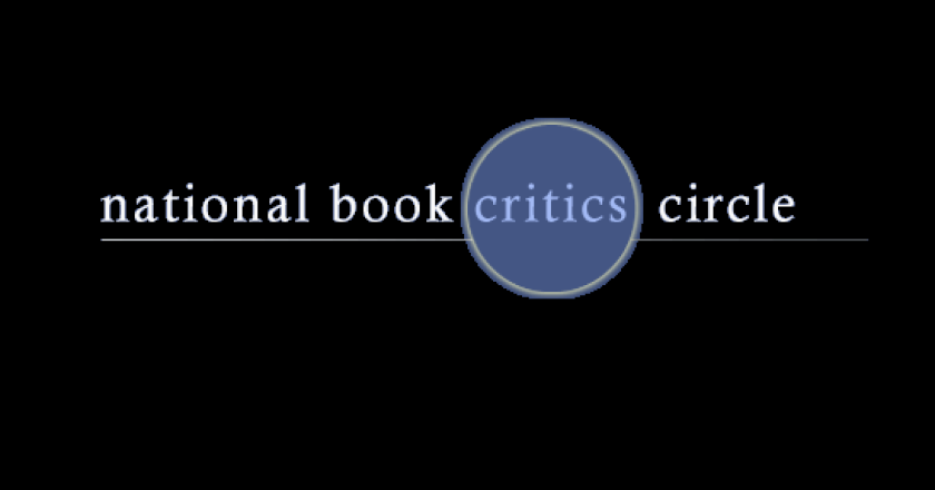 The National Book Critics Circle has announced the finalists for its 2013 prizes.