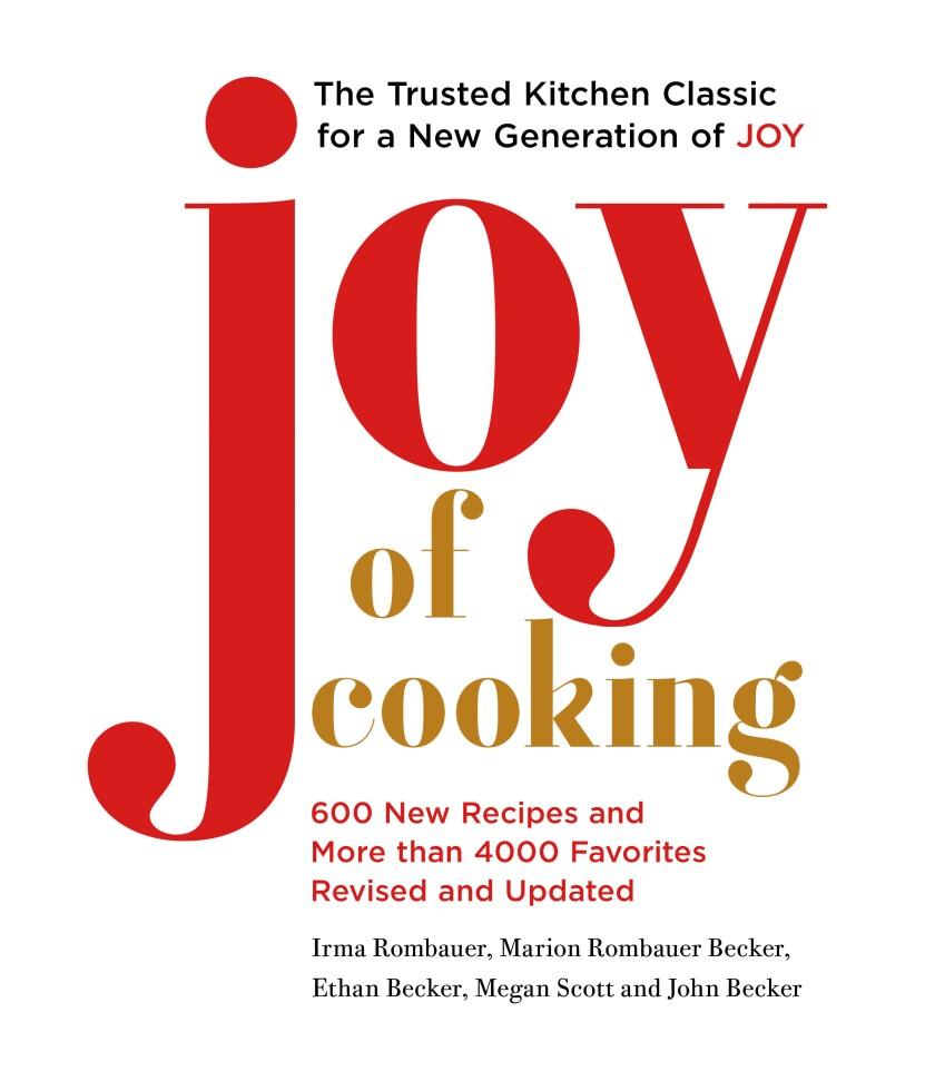 Food - Joy of Cooking