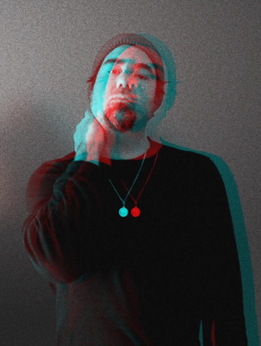 Chino Moreno of the band Deftones