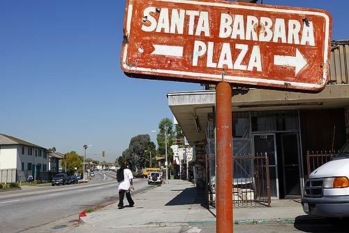 Santa Barbara Plaza Project