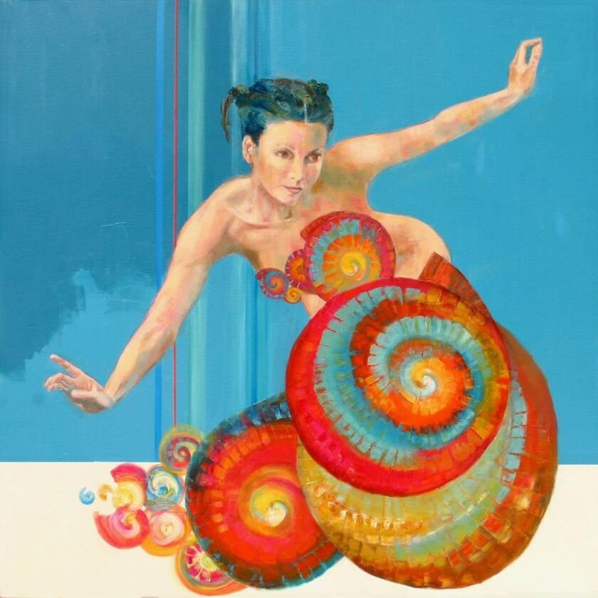 """""""Polymita,"""" by Julia San Roman"""