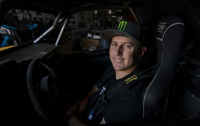 Casey Currie will be competing in the Dakar Rally raid in Saudi Arabia, which starts on Sunday.