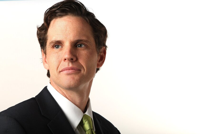 Marshall Tuck, candidate for State Superintendent of Public Instruction.