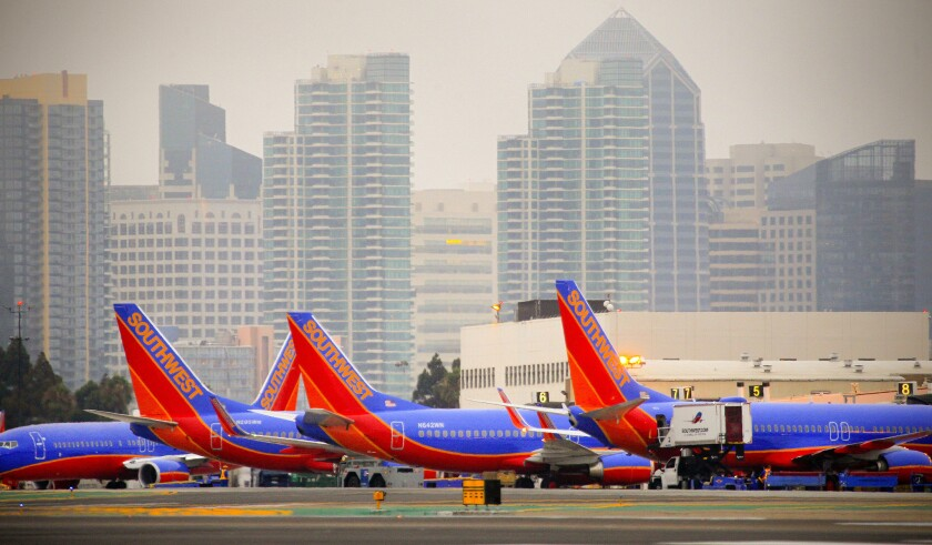Commentary Why San Diego Airport Pla Discriminates Against