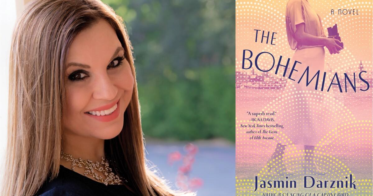 www.sandiegouniontribune.com: Jasmine Darznik's historical novel 'The Bohemians' follows Dorothea Lange's West Coast transformation