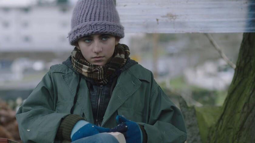 """Sophia Mitri Schloss in the movie """"Sadie."""""""