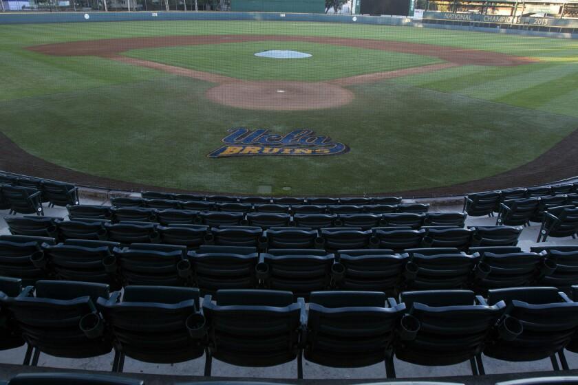 UCLA baseball stadium
