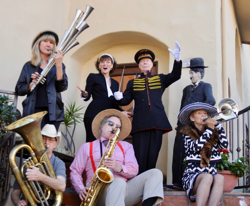 Laguna Community Concert Band reaches 20 years on a high note