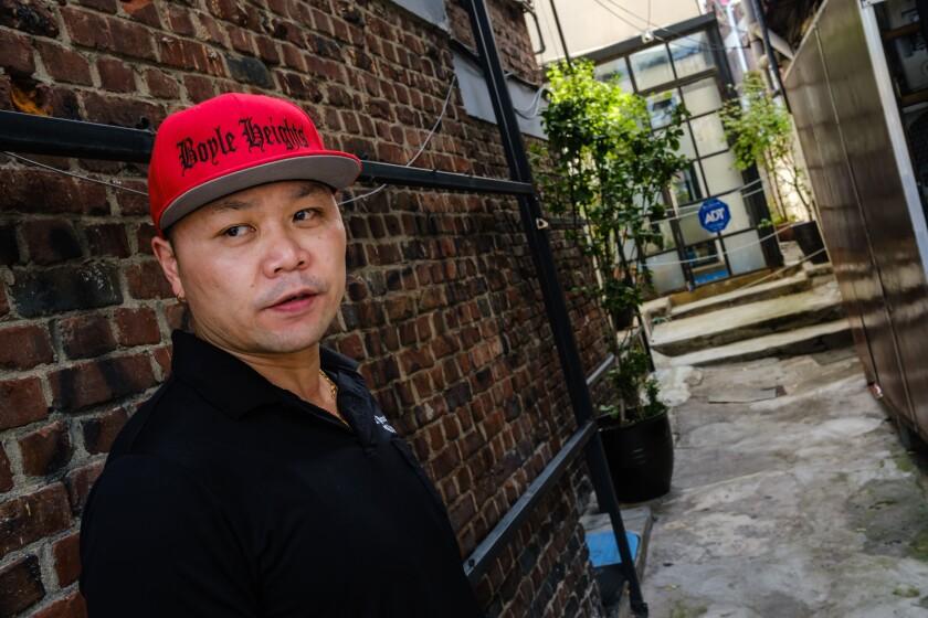 South Korea born, East L.A. bred: a Seoul taqueria for a homesick chef