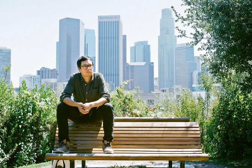 L.A. Times Food columnist Lucas Kwan Peterson