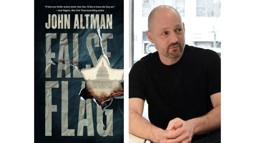 """""""False Flag"""" and John Altman"""