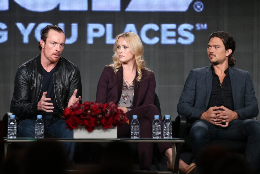 2014 Winter TCA Tour - Day 2
