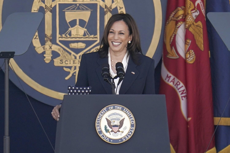 Kamala Harris will lead Biden administration's push on voting rights