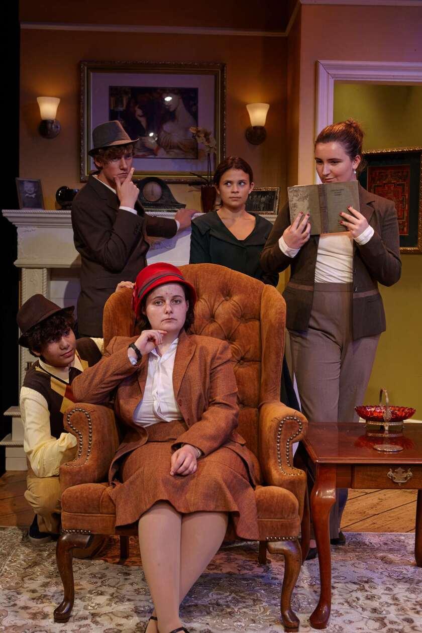 'The Mousetrap' at North Coast Rep Theatre School