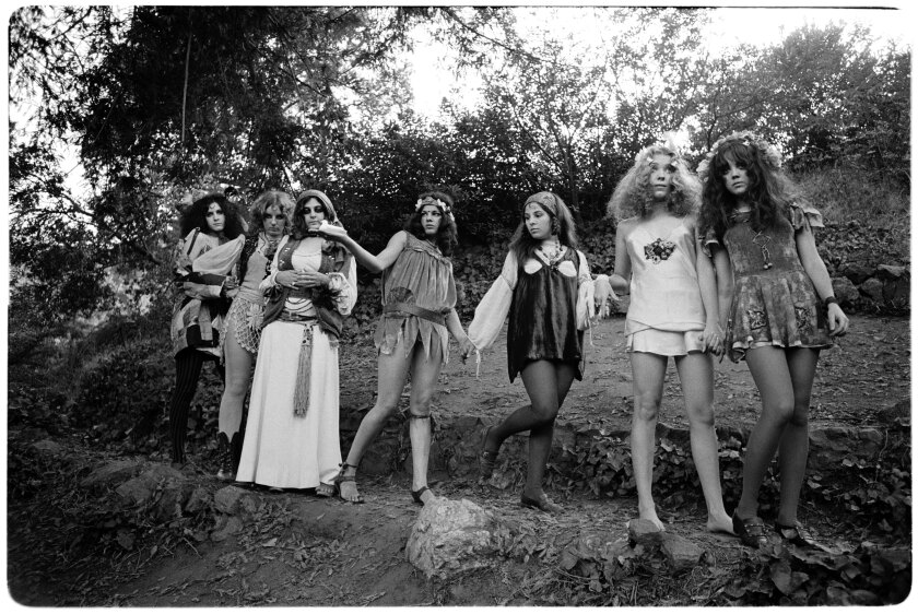 The GTOs (Girls Together Outrageously)