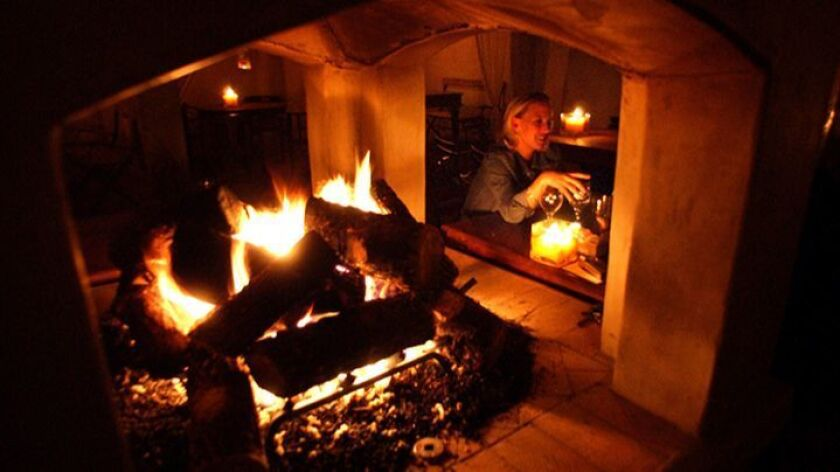 What's the harm in stoking the fireplace with a blazing log? Plenty, alas.