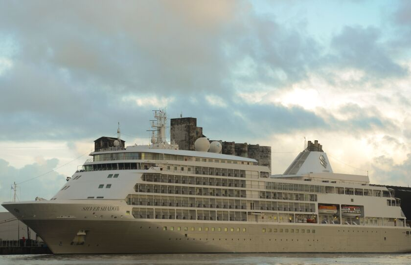 On Sunday, 103 U.S. citizens and two permanent residents who had been quarantined aboard the Silver Shadow cruise ship off the coast of Brazil were finally evacuated and flown to Dallas.