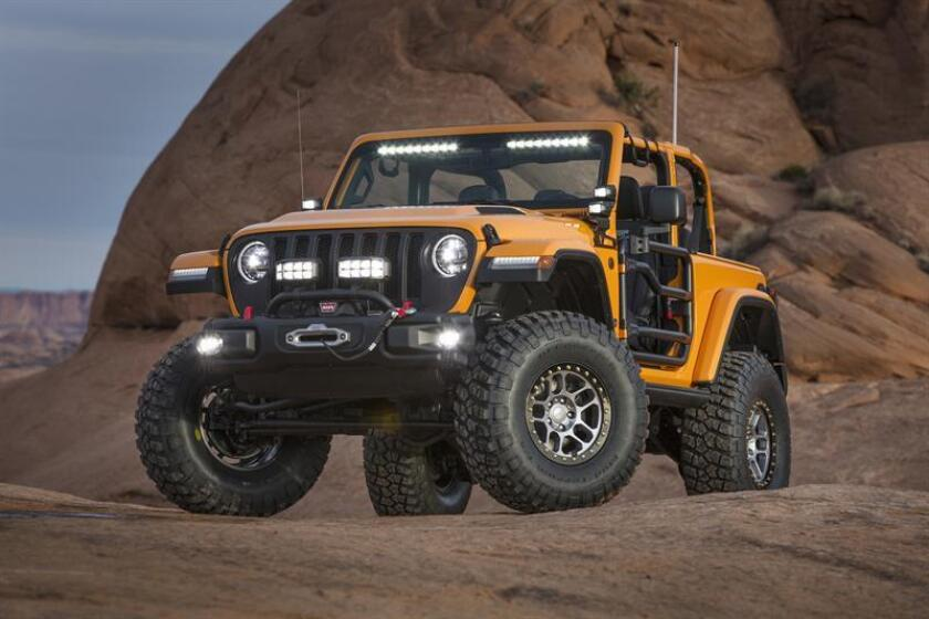 El clásico Easter Jeep Safari, el laboratorio al aire libre de Jeep