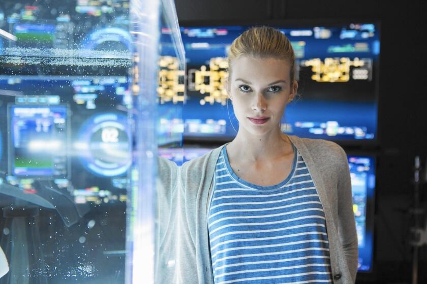 "Emma Ishta in ""Stitchers"" on ABC Family."